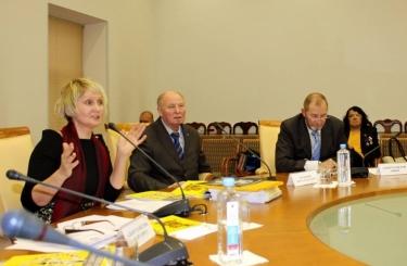 24 декабря 2017 в Московском Доме национальностей состоялся I Съезд Совета писателей и читателей Ассамблеи народов Евразии