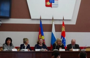 16 января в Сочи состоялось первое рабочее совещание по подготовке III Евразийского литературного фестиваля «ЛиФФт»