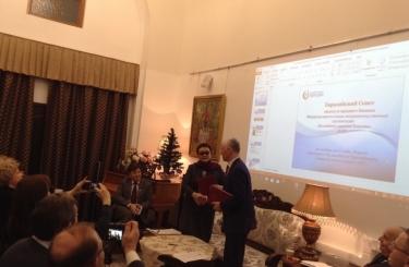22 декабря 2017 года в Москве в Гостином Дворе состоялось Заседание IV Евразийского Круглого Стола экспертов Евразийского Совета малого и среднего бизнеса Ассамблеи народов Евразии
