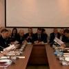 28 января в Москве в Федеральном агентстве по делам национальностей России состоялось первое заседание Международного оргкомитета по подготовке и проведению Первого съезда народов Евразии.
