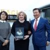 В рамках визита в Казахстан делегация Ассамблеи народов Евразии 16 октября посетила «Назарбаев центр».