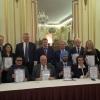 На заседании Президиума Генерального совета Ассамблеи народов Евразии, которое состоялось 21 ноября в Париже, на основании поступивших заявлений приняты в состав Ассамблеи 18 новых членов из разных стран.