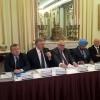Третье расширенное заседание Президиума Генерального совета Ассамблеи народов Евразии прошло в Париже, в Постоянном представительстве Российской Федерации при ЮНЕСКО.