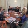Творческая встреча литераторов Евразии – одна из многих рабочих встреч по программе Дней Ассамблеи народов Евразии во Франции.